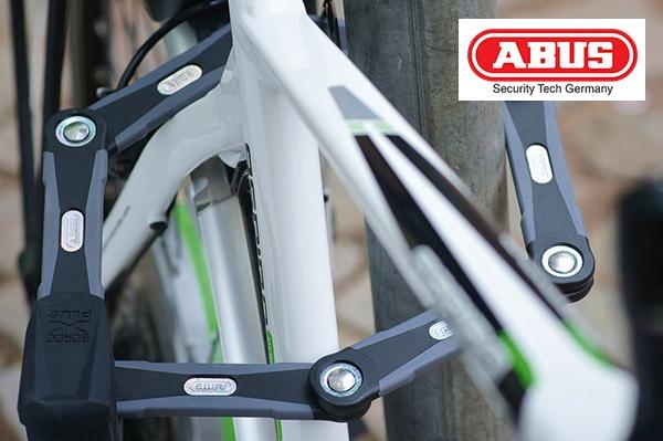 Sécurisez votre vélo avec les cadenas Abus