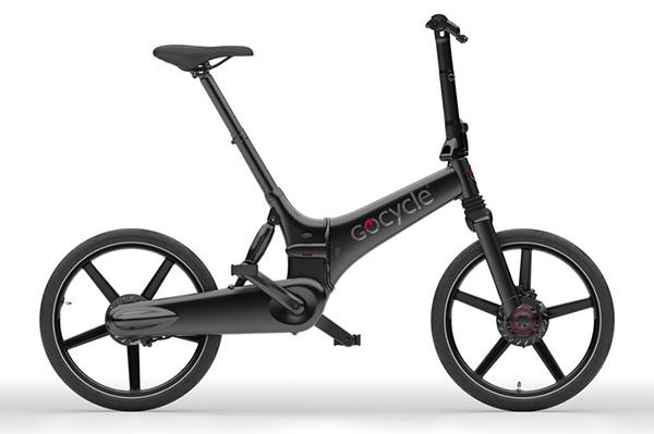 Le vélo pliable électrique Gocycle GX, l'ultime vélo pour le navetteur assidu !