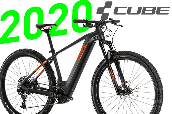 Spotlight sur 2020 : les Cube Reaction Hybrid