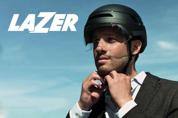 De bekende Belgische helmenfabrikant Lazer, nu beschikbaar bij Barracuda