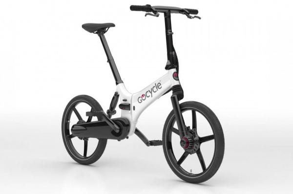 Gocycle GXi : le nouveau vélo pliant électrique !