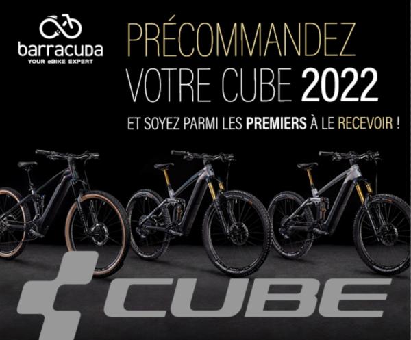 Précommandez votre Cube 2022 et soyez parmi les premier à le recevoir !