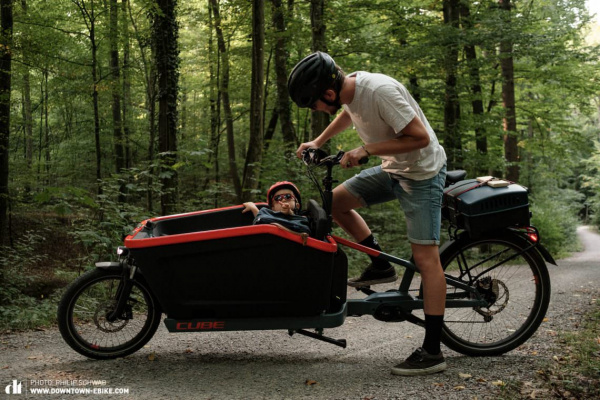 Jusqu'à 4000€ de primes à l'achat d'un vélo cargo !